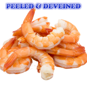 Peeled & Deveined Shrimp