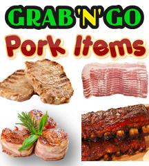 Pork Items